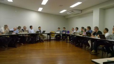 ICIAM Board Members